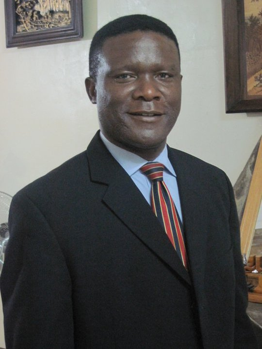Pastor George Mwansa