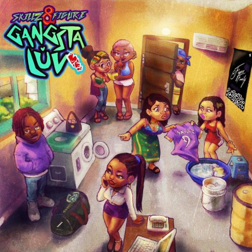 Gangsta Luv by Skillz 8Figure