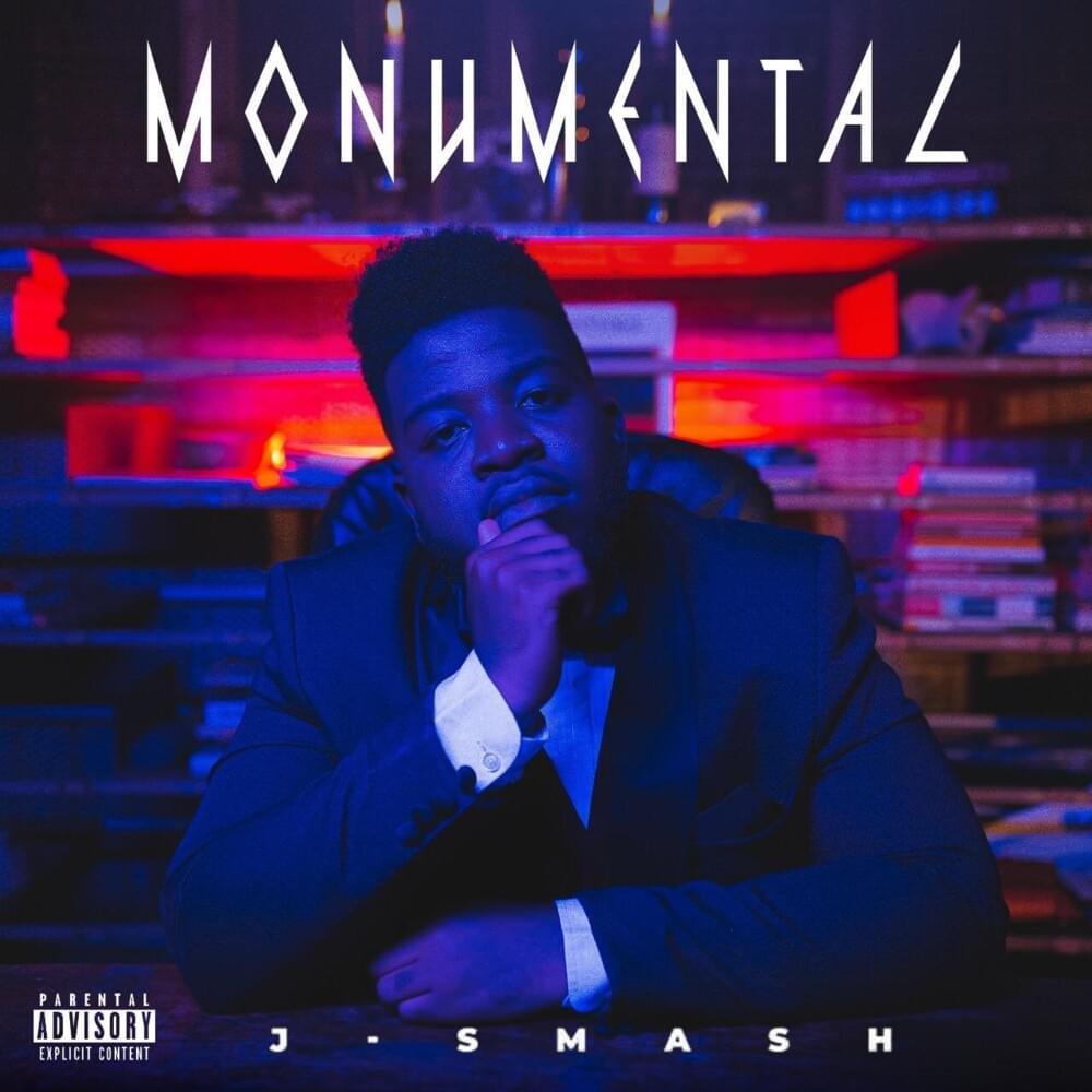 Monumental by J Smash   Album
