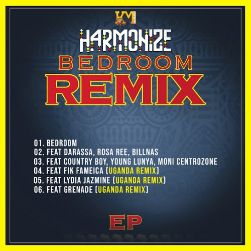 Bedroom (Remix) by Harmonize