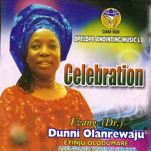 Celebration (Ft Golden Voices of God Int'l)