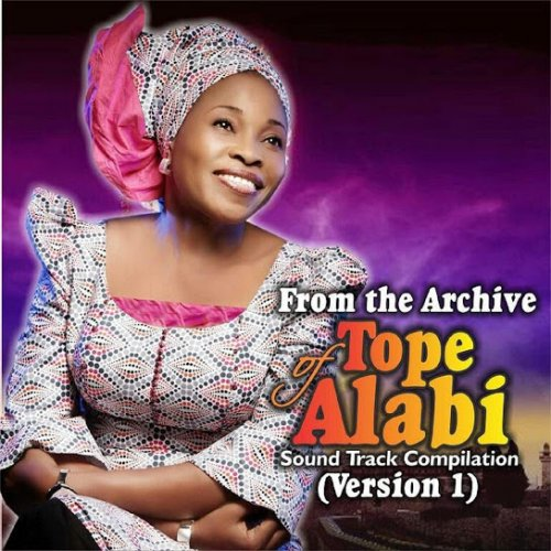 From the Archive of Tope Alabi