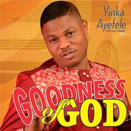 Goodness Of God