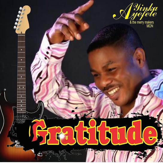 My Gratitude (Jesu O Se Un)