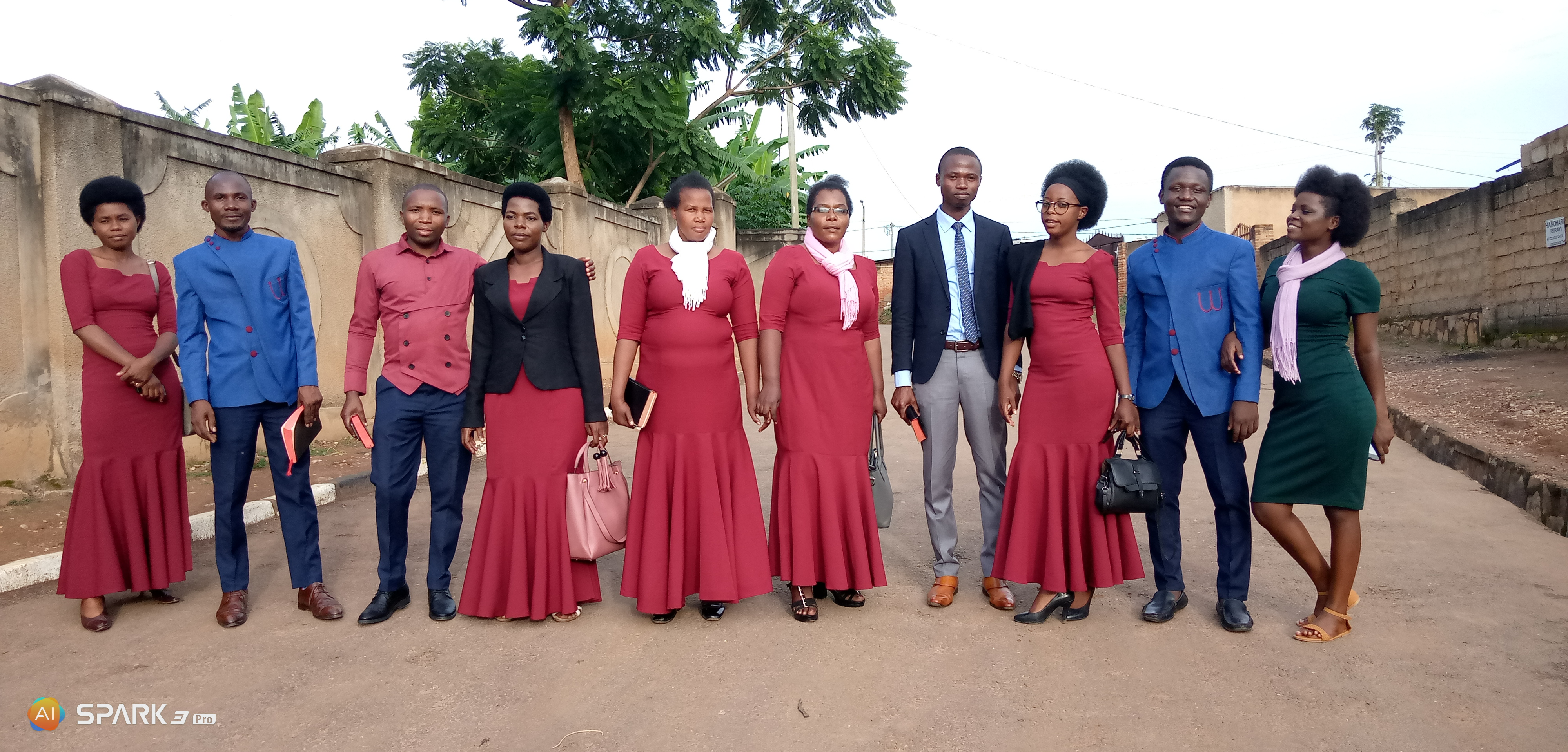 Abarobyi B'umwami Choir