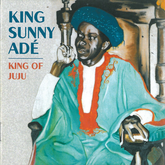 Jingo (Ft King Sunny AdŽ)