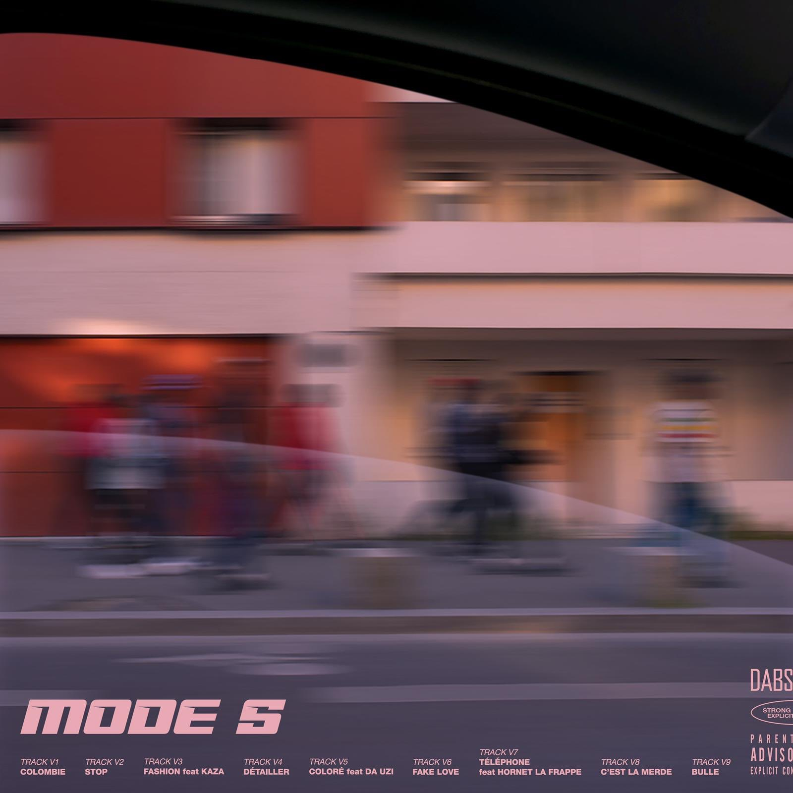 Mode S by Dabs   Album