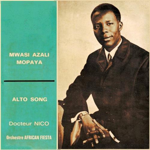 Mwasi Azali Mopaya & Alto Song by Nico Kasanda