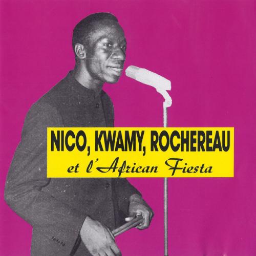 Nico, Kwamy, Tabu Ley Rochereau & L'African Fiesta by Nico Kasanda