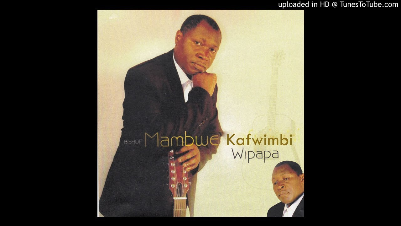 Bishop Mambwe Kafwimbi