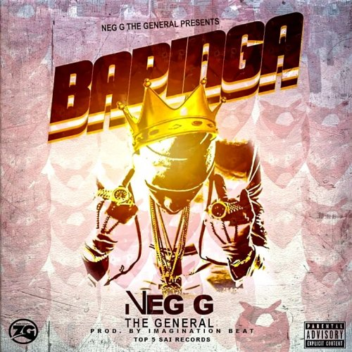 Bapinge by neg g the general