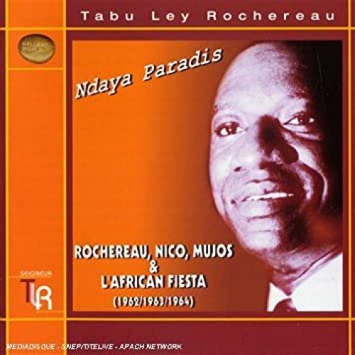 Ndaya Paradis (1962  1963  1964)