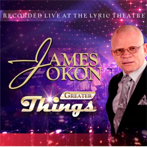 Greater Things (Live At the Lyric Theatre)
