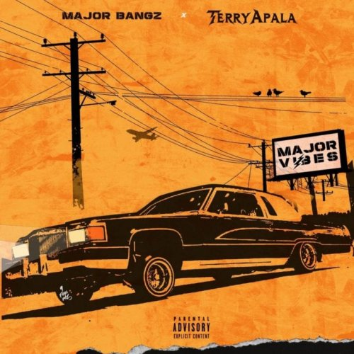 Major Vibes EP by Terry Apala