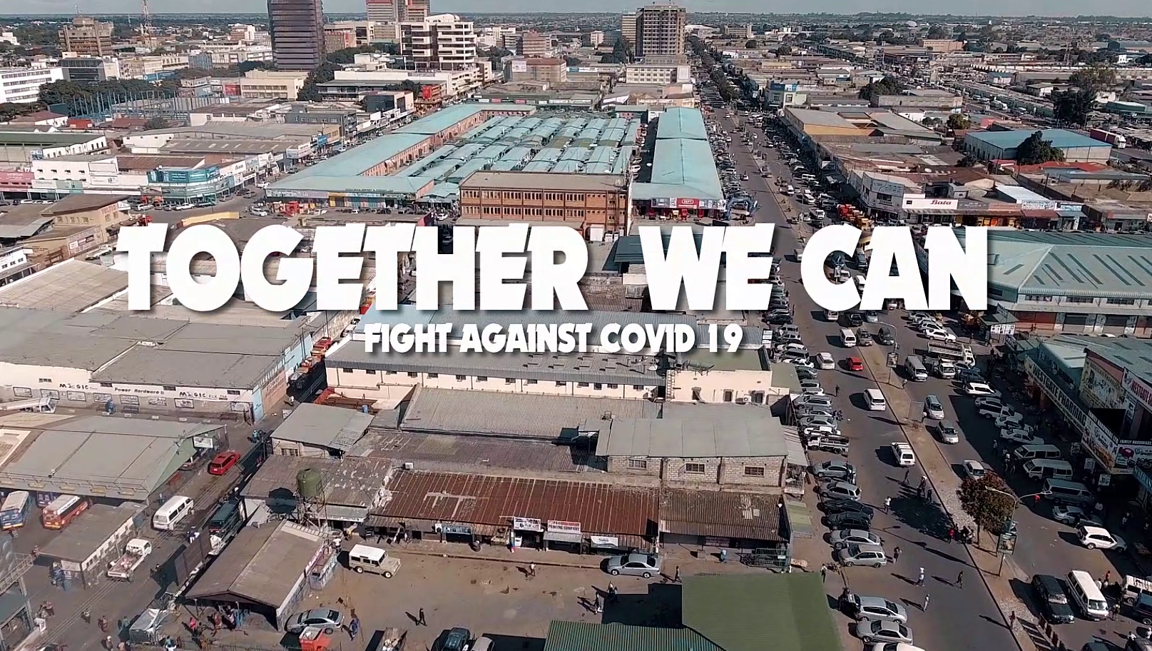 Together We can (COVID-19 AWARENESS SONG)