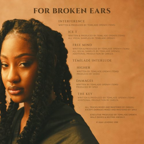 For Broken Ears by Tems