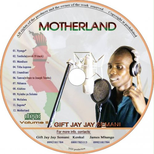 Motherland by Gift Jay Jay Semani