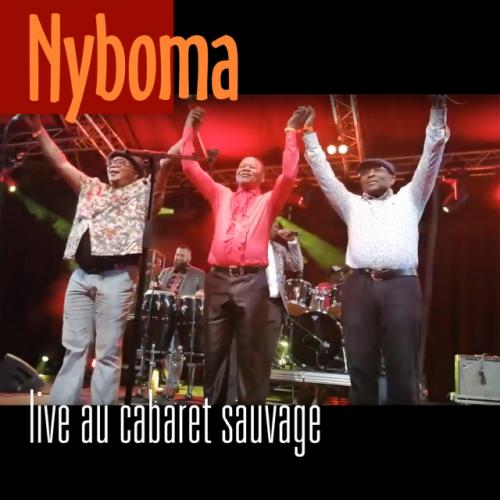 Live au Cabaret Sauvage by Nyboma | Album