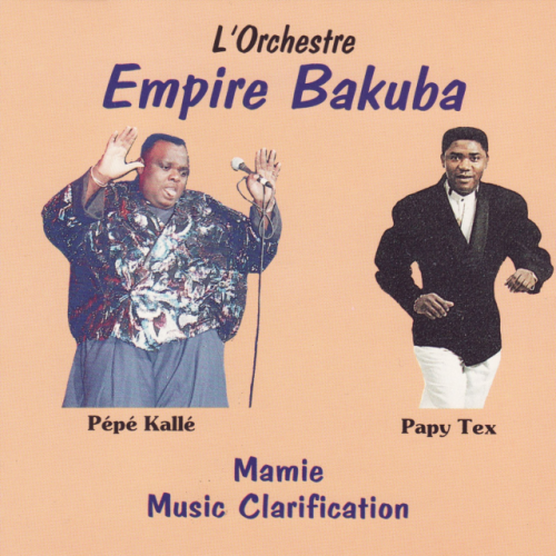Mamie Music Clarification (FtPépé Kallé & Papy Tex)