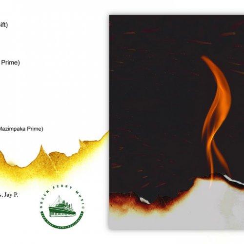 Fire Flame by Weya Viatore