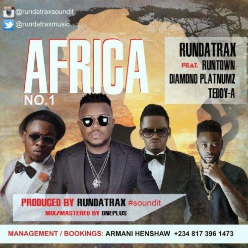 Africa (Ft Runtown, TEDDY A)