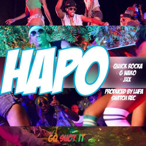 HAPO (Ft Quick Rocka)