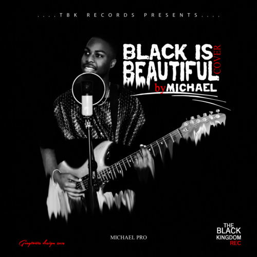 Black Is Beautiful(Cover)